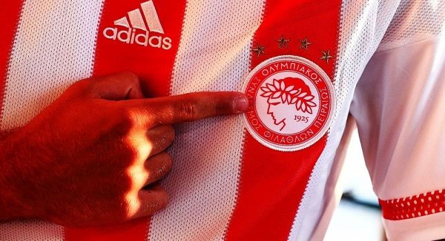 Διαθέσιμη η νέα φανέλα του Ολυμπιακού - Ποδόσφαιρο - Super League ... 57724350fd5