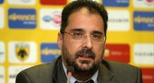 Αλεξίου: «Έρχονται τα καλύτερα για την ΑΕΚ»