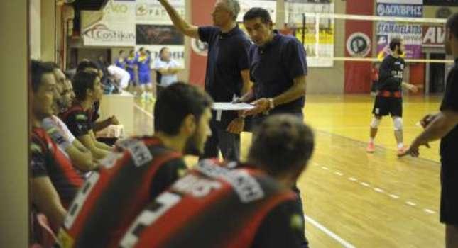 Λυκούδης και στη Volley League