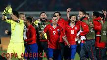 Copa America Action 30/06