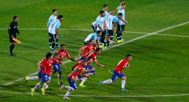 Τι... μπάλα έπαιξαν στο Copa America;