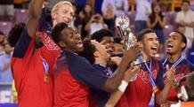 Πρωταθλήτρια η ΗΠΑ, ηρωική η Κροατία