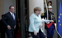 Μέρκελ-Ολάντ: Η πόρτα ανοιχτή για την Ελλάδα, ο χρόνος λίγος