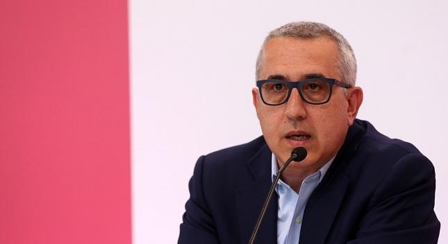 Σταυρόπουλος: «Ψηλά ξανά ο Ολυμπιακός»