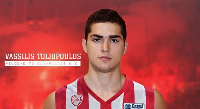 «Ερυθρόλευκος» κι ο Τολιόπουλος