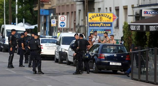 Συνελήφθη οπαδός του ΠΑΟΚ στην Κροατία
