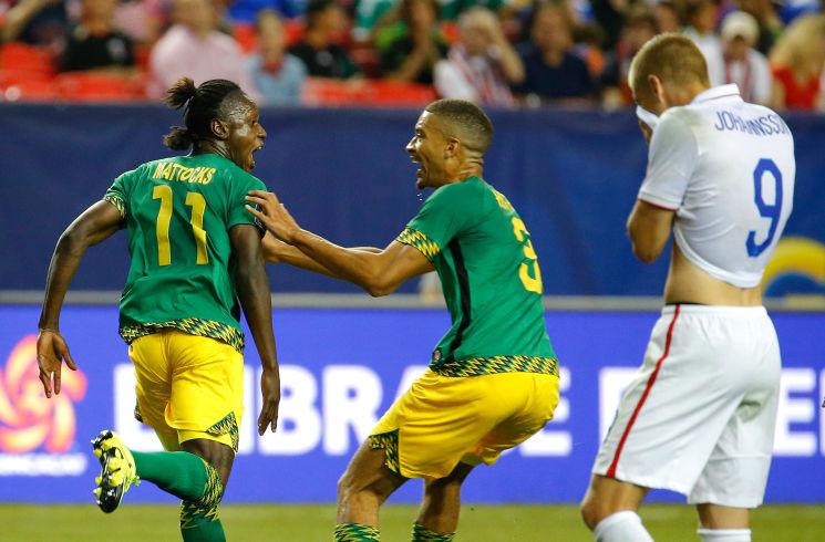 Κάζο ΗΠΑ, στον τελικό Τζαμάικα-Μεξικό (video)