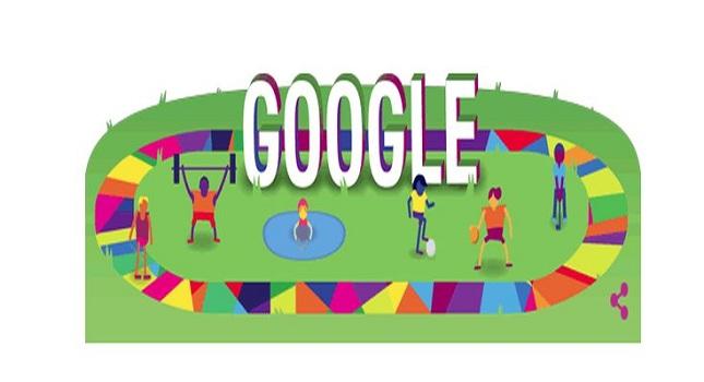 Αφιερωμένο στους Special Olympics το σημερινό doodle