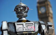Σταματήστε τα «δολοφονικά ρομπότ»