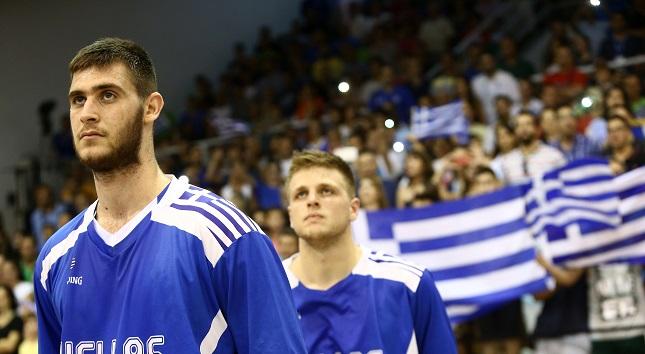 MVP ο Χαραλαμπόπουλος, στην κορυφαία πεντάδα και ο Παπαγιάννης