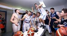 Οι πανηγυρισμοί των πρωταθλητών Ευρώπης στα αποδυτήρια (pics)