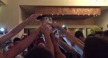 Το πάρτι των πρωταθλητών (video)