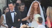 Λάμψη αστέρων στο γάμο του Μέντες!