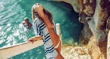 Τερμάτισε το «σέξι» η topless Κένταλ Σούλερ (pics)