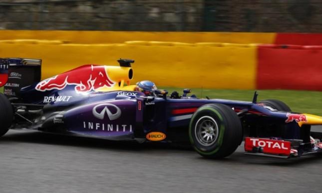Formula 1: Grand Prix Βελγίου