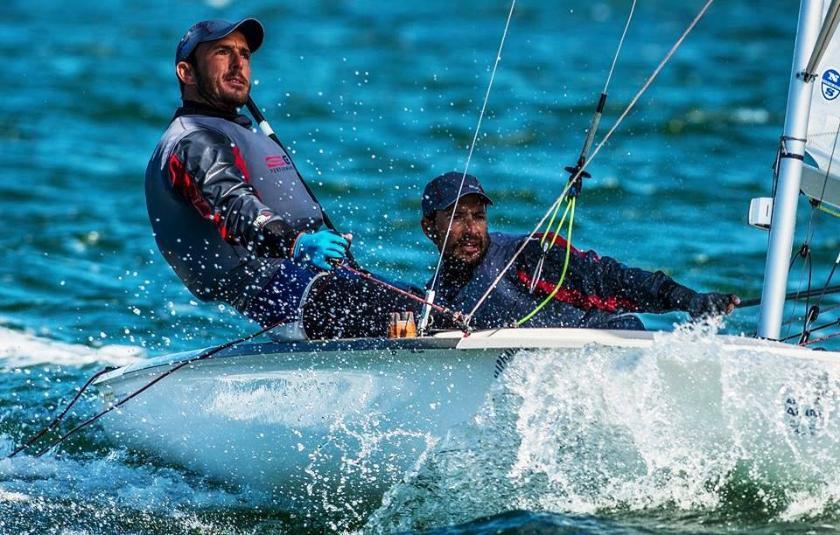 Επιτυχημένη πρόβα Ολυμπιάδας για τους Μάντη – Καγιαλή στο Ρίο
