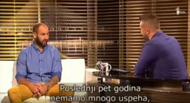 Η συνέντευξη του Σπανούλη στη Σερβία (vid)