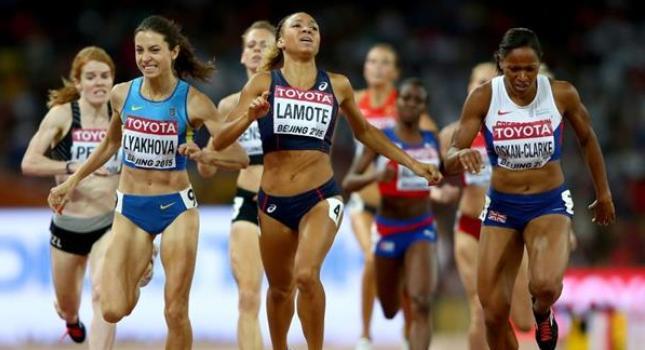 Εκπλήξεις στα ημιτελικά των 800 μέτρων  γυναικών