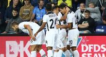 X-αλαρά στους ομίλους του Europa League