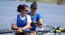 Μια ανάσα απ' τους Ολυμπιακούς αγώνες τα ελληνικά κουπιά