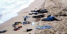 Βίντεο ΣΟΚ: Πτώματα παιδιών από τα ναυάγια ξεβράστηκαν στις ακτές της Αλικαρνασσού