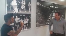 Επισκέφτηκε την ΑΕΚ ο Stan (pic)