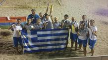 Ασημένιο μετάλλιο η Ελλάδα!