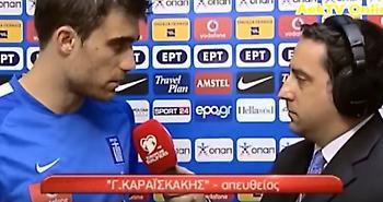 Ο εκνευρισμός του Σωκράτη: «Έβλεπες άλλο ματς» (video)