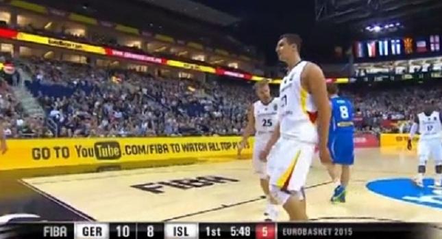 Καλά άρχισε το Ευρωμπάσκετ! (video)