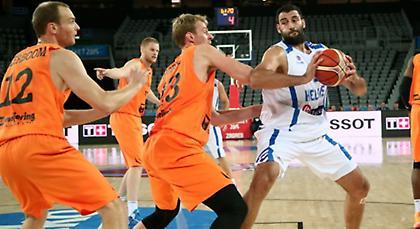 Ελλάδα, τώρα αρχίζει το Ευρωμπάσκετ