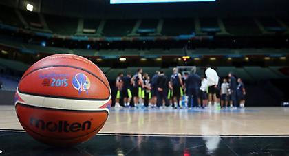 Η «αφίσα» της FIBA για το Ελλάδα-Ισπανία