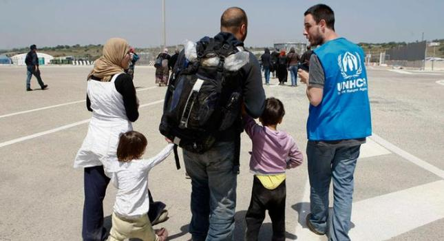 Κάθε γκολ και ενίσχυση για τους πρόσφυγες