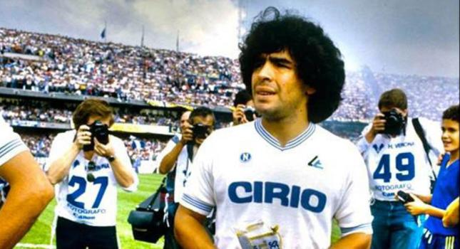 Όταν ο Μαραντόνα άλλαζε την ιστορία του ποδοσφαίρου…