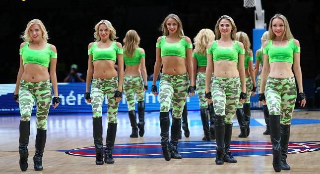 Ο σέξι «στρατός» του Ευρωμπάσκετ (pics)