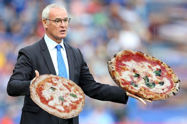 Θέλει να κεράσει πίτσες ο Ρανιέρι (pic)
