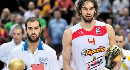 Γκασόλ: «Ο Σπανούλης έχει σημαδέψει το ευρωπαϊκό μπάσκετ»