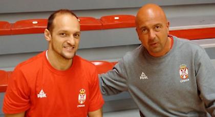 Ρακότσεβιτς: «Τι μεγάλος προπονητής ο Τζόρτζεβιτς»