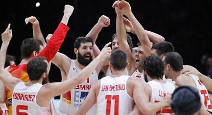 Όλη η Ισπανία έβλεπε Γκασόλ!