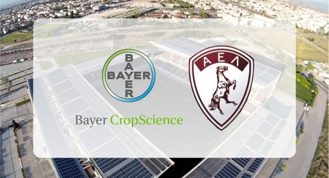 Μεγάλη χορηγική συμφωνία Bayer-ΑΕΛ