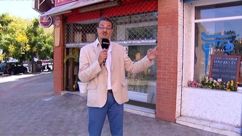 ΑΛΗΤΕΙΑ: Επίθεση τραμπούκων στον Θανάση Ασπρούλια