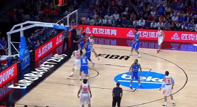 Στο Top 10 του Ευρωμπάσκετ ο Γιάννης (video)