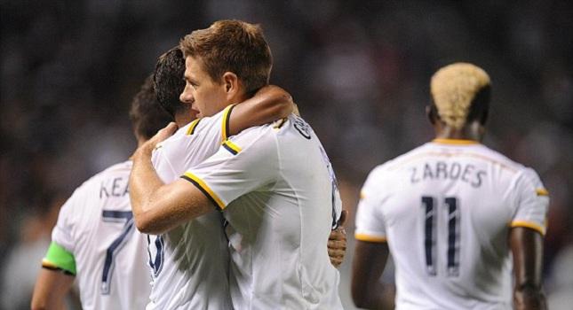 Το πρώτο γκολ του Τζέραρντ στο MLS (video)