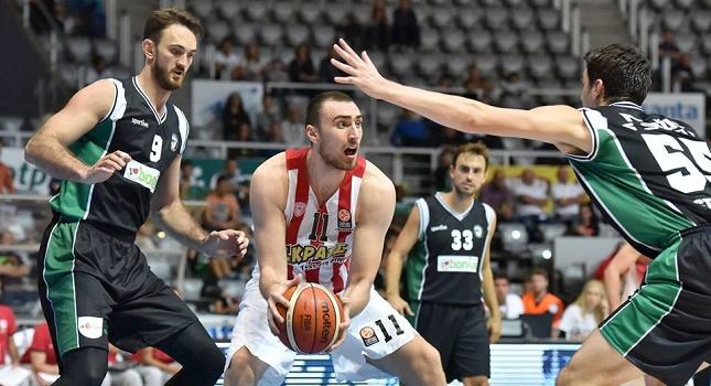 Μιλουτίνοφ: «Ήταν όνειρό μου ο Ολυμπιακός»