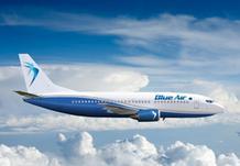 Περισσότερες συνδέσεις της Ελλάδας η Blue Air