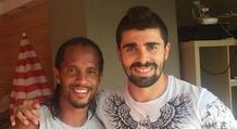 Μαζί με τον Σαλίνο ο «φίλος και… εχθρός» Μασάδο