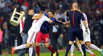 Αλβανία – Σερβία: Ένα παιχνίδι «αφορμή πολέμου» (pics/video)