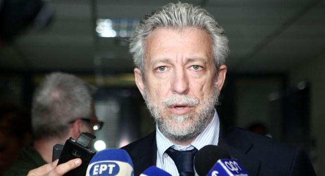 Κοντονής: «13 εκατομμύρια τα χρέη για την χρήση του ΟΑΚΑ»