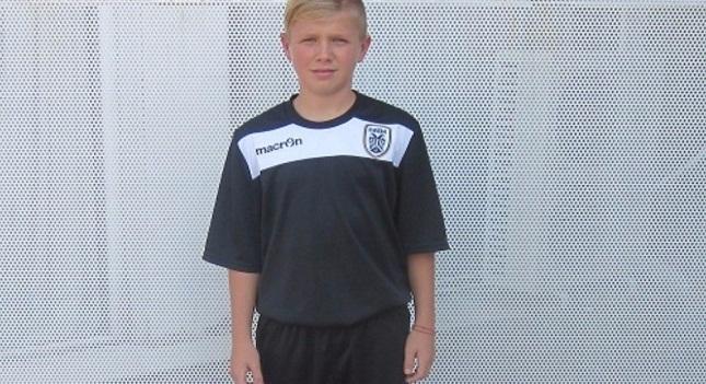 Διάψευση απ' τον ΠΑΟΚ για τον 13χρονο Σλοβάκο
