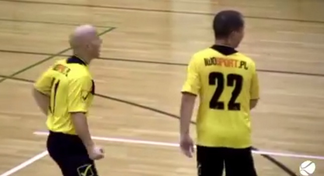 Ο… Λεβαντόφσκι του Futsal (video)