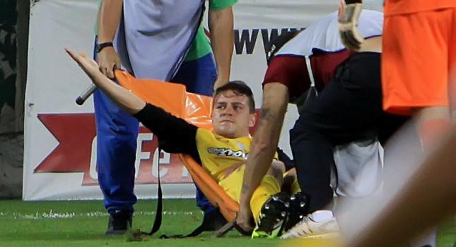 «Υπερκόπωση ο τραυματιοφορέας»!
